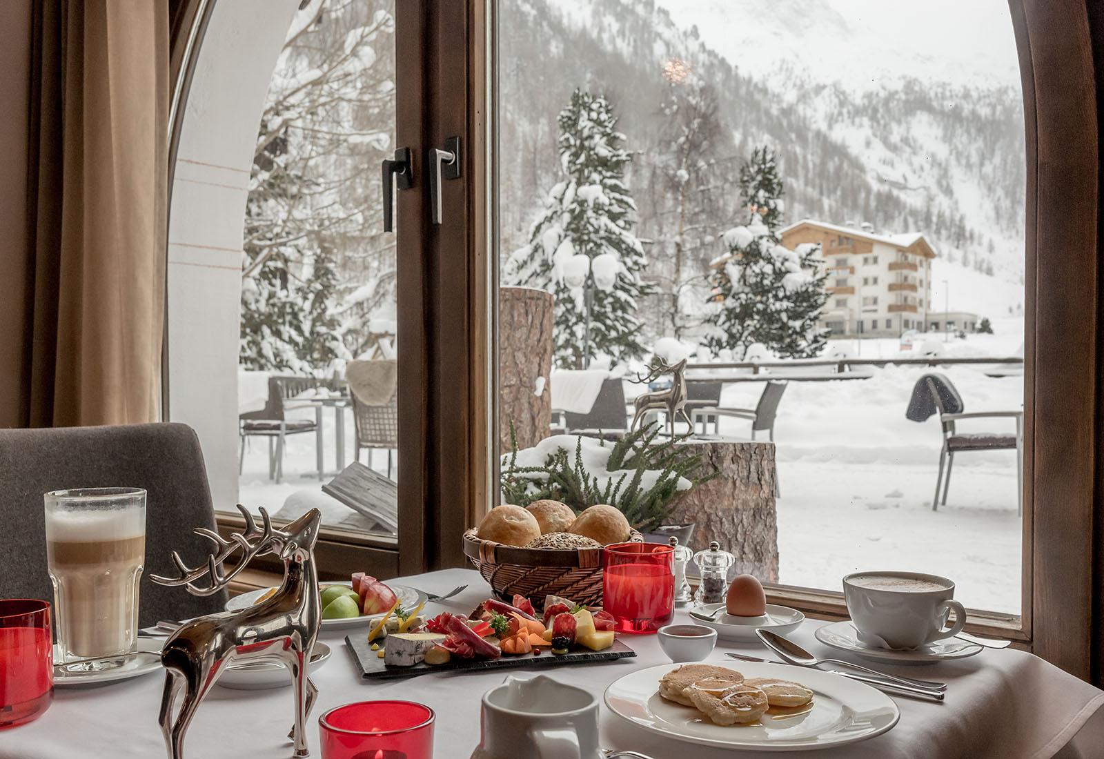 Chalet Silvretta Hotel Spa